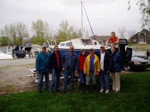 2004 - Spring Work Party