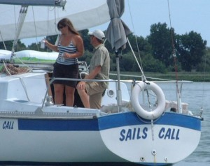 2007 - Day out Sailing